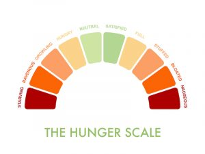 hunger fullness scale