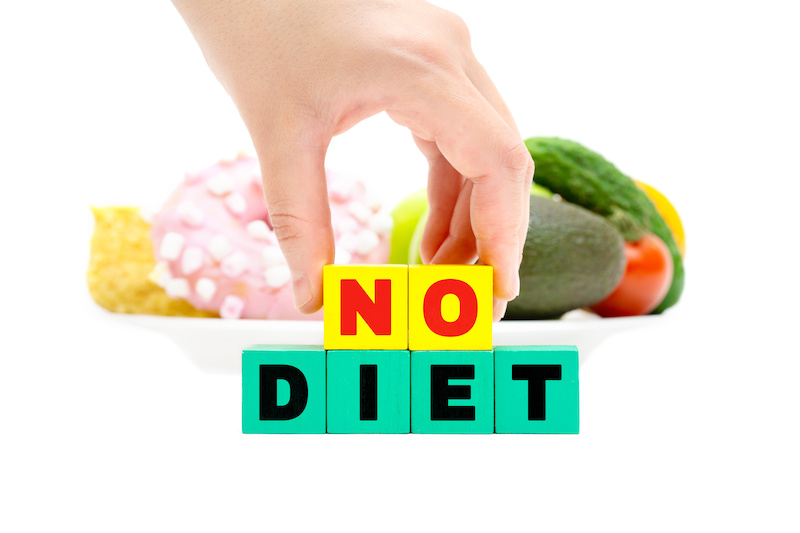 reject diet mentality